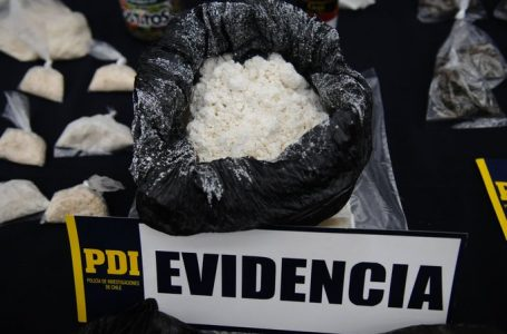Dos detenidos por microtráfico de drogas