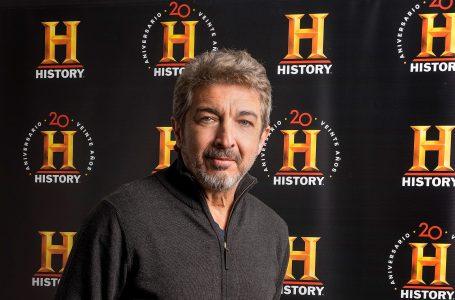 History celebra 20 años con una producción exclusiva narrada por Ricardo Darín