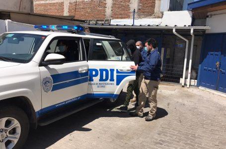 PDI Talca detiene en flagrancia a asaltantes