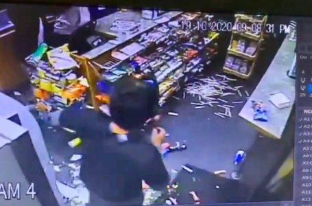 [Video] Saquean servicentro en Alameda de Curicó