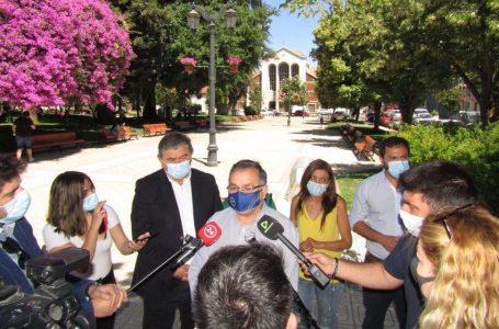 Partidos de oposición piden consulta ciudadana para definir candidato a alcalde en Talca