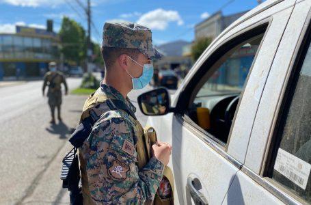 Más de 12 mil personas fueron fiscalizadas el primer fin de semana de Cuarentena en Parral