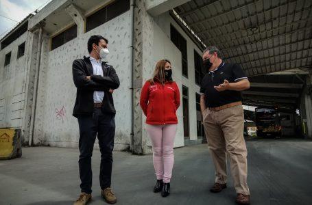 Seremi del Trabajo asesora a buses Talca, Paris y Londres en torno al Subsidio al Empleo