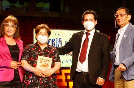 2ª Feria del Libro de Curicó traerá charlas online de destacados escritores nacionales