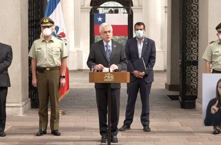 Sale Mario Rozas y Presidente nombra como director de Carabineros a Ricardo Yáñez.