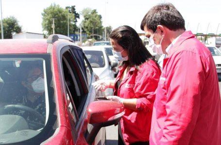 Restricción vehicular en Talca, Curicó y Linares a partir de este lunes
