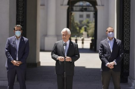 Presidente Piñera anticipa veto a proyecto de ley de indulto general para detenidos en el estallido social