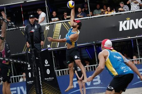 Primos Grimalt inician gira internacional en carrera a los Juegos Olímpicos