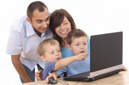 Radiografía digital: 60% de los niños indica que ha conversado más con sus padres a raíz de las cuarentenas