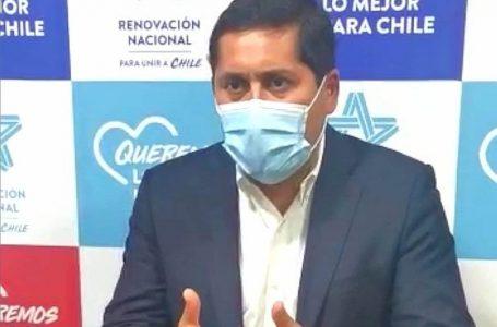 Presidente RN del Maule -Mario Meza- solidariza con sus pares UDI