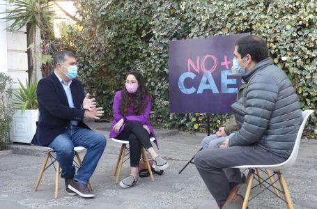 Mario Desbordes entrega detalles de su propuesta para condonar el CAE