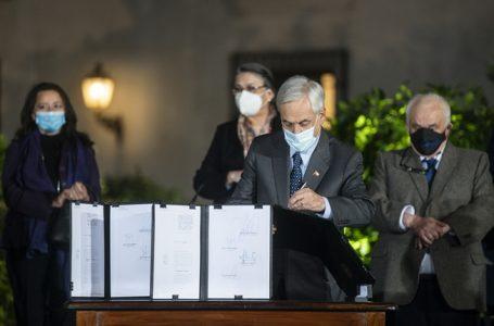 Los anuncios del Presidente Piñera: Ingreso Familiar de Emergencia Universal y Nuevo Apoyo a las Pymes