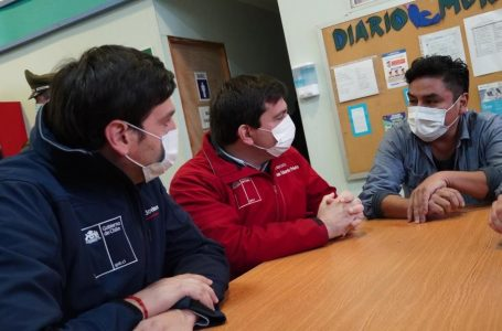 Plan Protege Calle habilitó el primero de tres albergues para personas en situación de calle en Linares