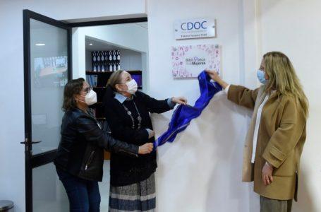 """Tras un convenio entre PRODEMU y Biblioredes:""""Biblioteca de las Mujeres"""" pertenece oficialmente a la red de bibliotecas públicas"""
