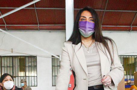 Cristina Bravo es electa como la primera gobernadora regional en el Maule