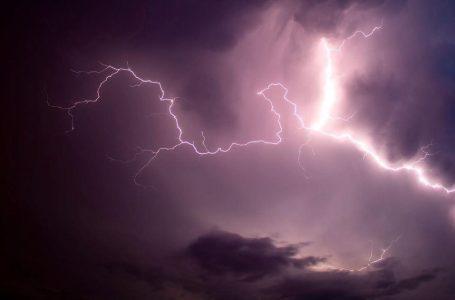 Alerta por tormentas eléctricas esta tarde en la región
