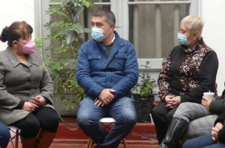 Con llamado a la oposición Mario Desbordes presenta su propuesta de pensiones