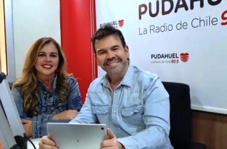 """""""Nacho"""" Gutiérrez entregará apoyo a emprendedoras maulinos en nuevo programa en Radio Pudahuel"""