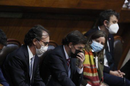 Diputados rechazan acusación constitucional en contra del ministro Raúl Figueroa
