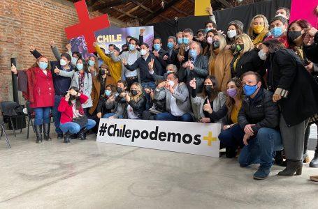 Chile Vamos presentó el nuevo nombre del pacto para las próximas elecciones