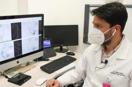 HRT realizó inédito y complejo procedimiento para salvar la vida de joven paciente