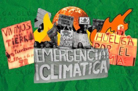 Friday for Future convocan a Huelga por el Clima