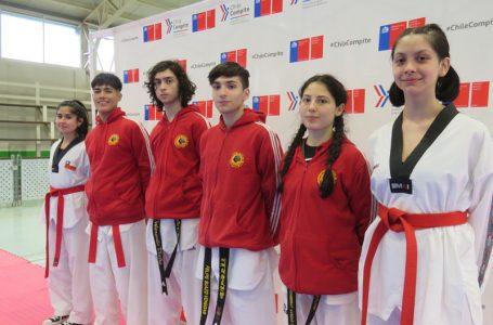 Conformada Selección Regional Juvenil de Taekwondo