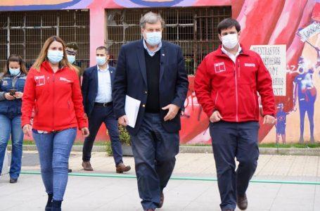"""Ministro del Trabajo visitó el Maule para difundir """"Súmate al Agro"""""""